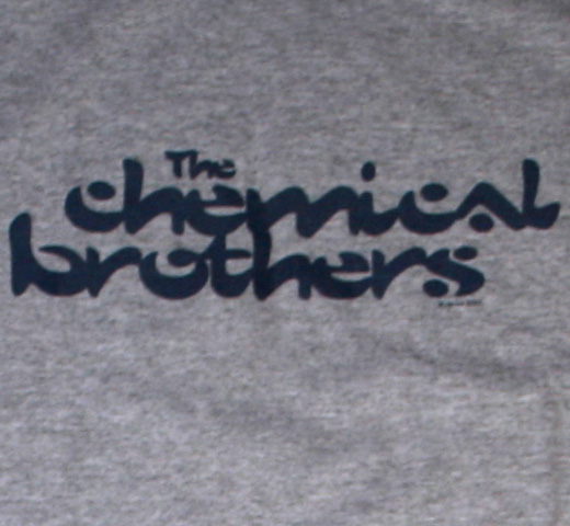 The Chemical Brothers / Logo Ringer Tee