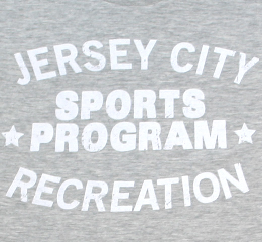 【Worn Free】 Chris Stein / Jersey City Tee (Heather Grey)