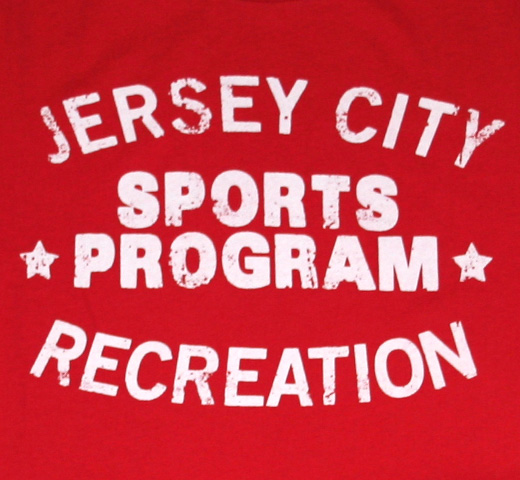 【Worn Free】 Chris Stein / Jersey City Tee (Red)