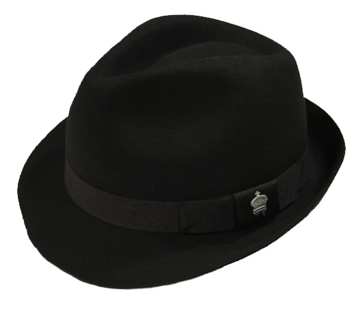 【Christys'】 Michael Jackson / Fedora Hat (Black)