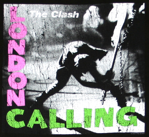 The Clash / London Calling Tee
