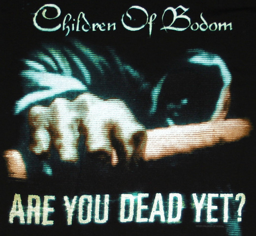 Children of Bodom / Are You Dead Yet? Tee