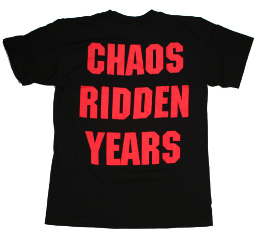 Children of Bodom / Chaos Ridden Years Tee