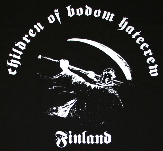 Children of Bodom / Hate Crew Finland Tee