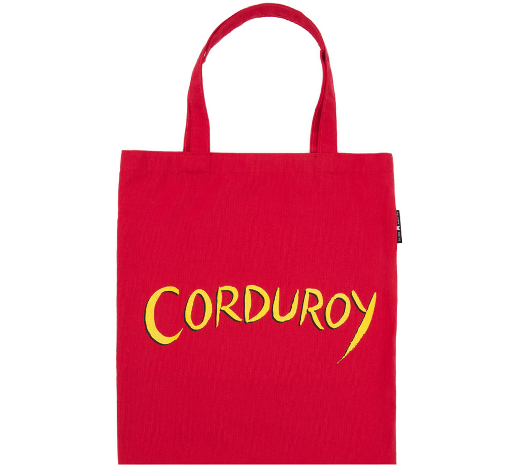 [Out of Print] Don Freeman / Corduroy Tote Bag