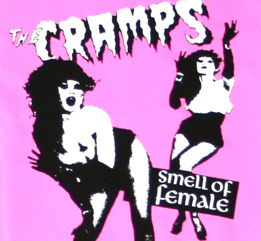 The Cramps / Smell Of Female Tee