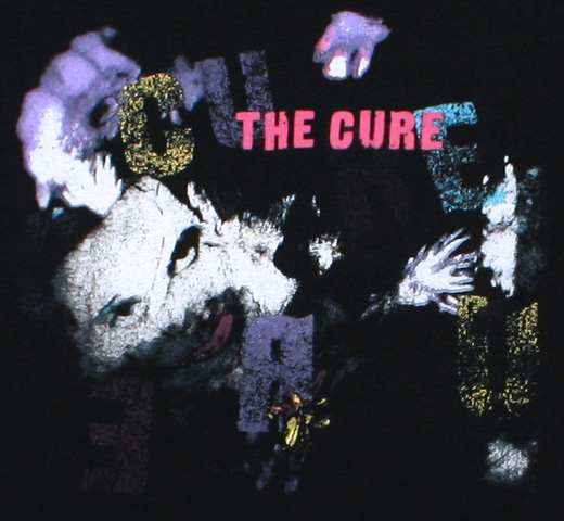 The Cure / The Prayer Tour 1989 Tee (Black)