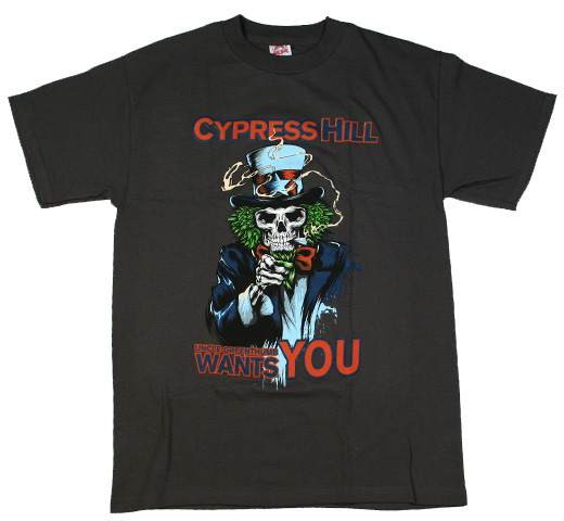 Cypress Hill / Uncle Greenthumb Tee