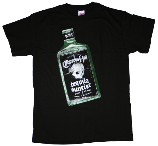 Cypress Hill / Tequila Sunrise Tee