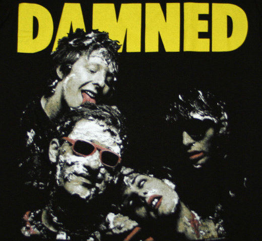 The Damned / Damned Tee (Ladies)