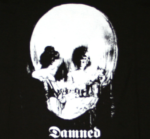 The Damned / Stretcher Case Tee