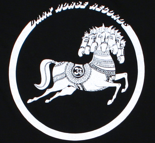 Dark Horse Records / Logo Tee (Black)