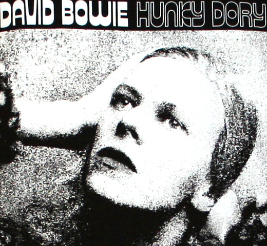 David Bowie / Hunky Dory Tee (Black)