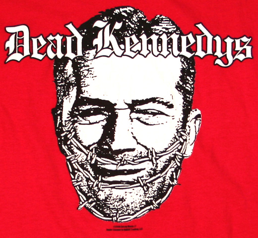 Dead Kennedys / Bared Face Tee