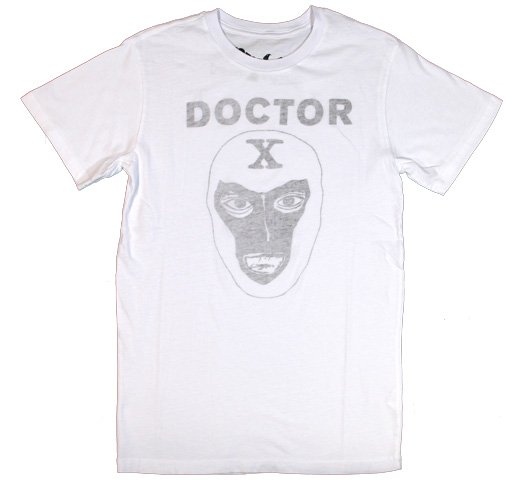 【Worn Free】 Debbie Harry / Doctor X Tee (White)