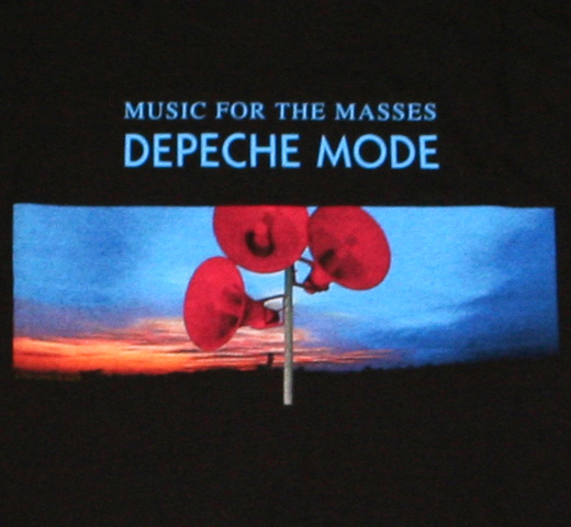Depeche Mode / Music For The Masses Tee
