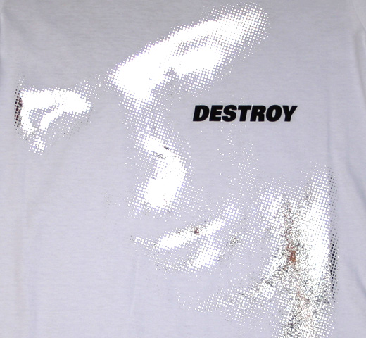 【DESTROY】 Sex Pistols / Sid Vicious Tee (S/S)