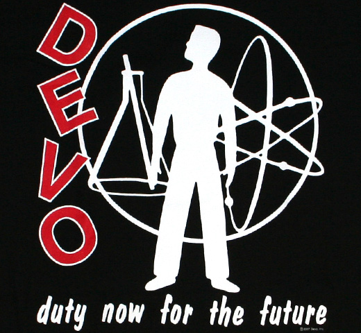 DEVO / Duty Now For The Future Tee