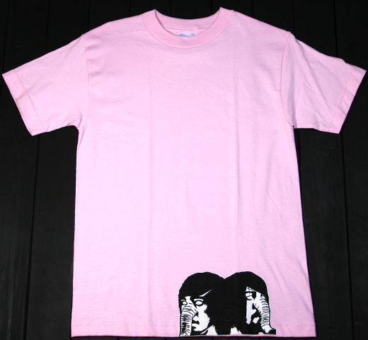 Death From Above 1979 / Elephant Heads Tee (Pink)