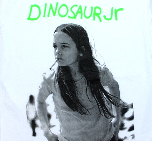 Dinosaur Jr. / Green Mind Tee 2 (White)