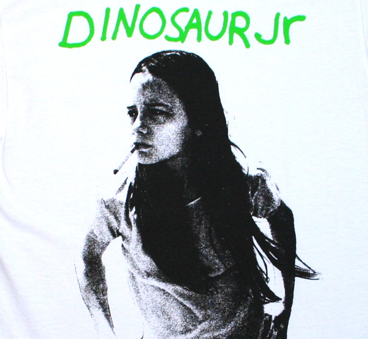 Dinosaur Jr. / Green Mind Tee (White)