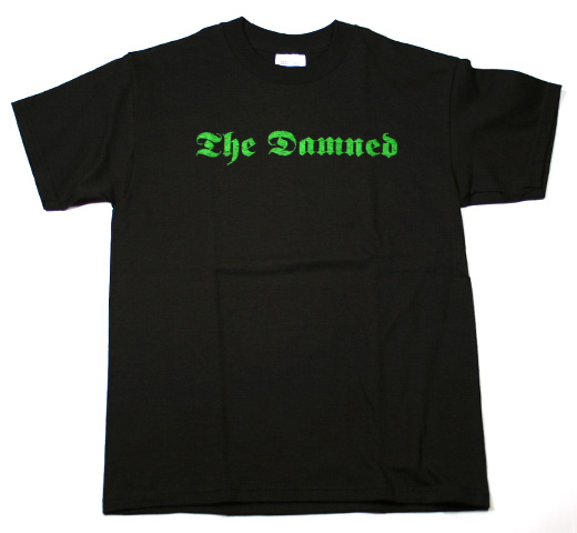 The Damned / Logo Tee