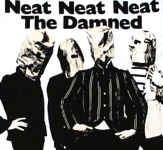 The Damned / Neat Neat Neat Tee