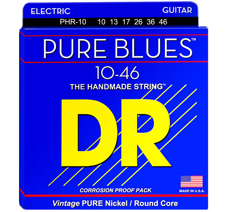 [DR] Pure Blues / PHR-10 (.010-.046)