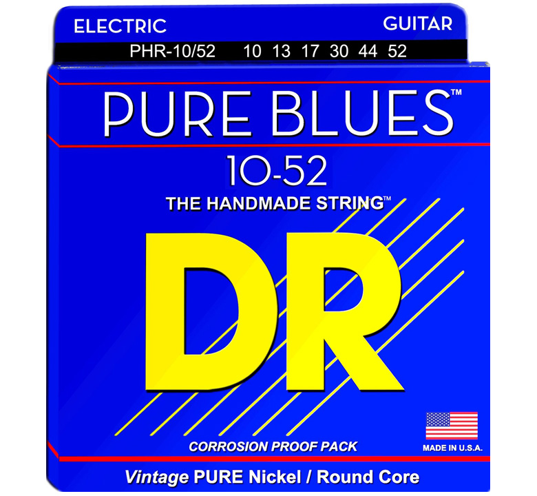[DR] Pure Blues / PHR-10/52 (.010-.052)