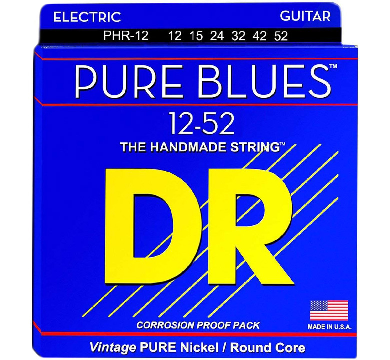 [DR] Pure Blues / PHR-12 (.012-.052)