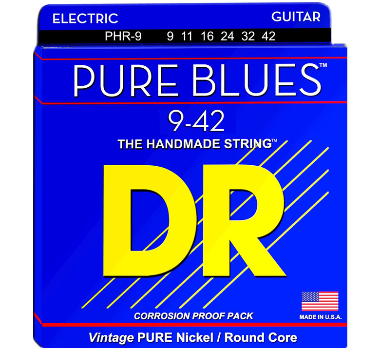 [DR] Pure Blues / PHR-9 (.009-.042)