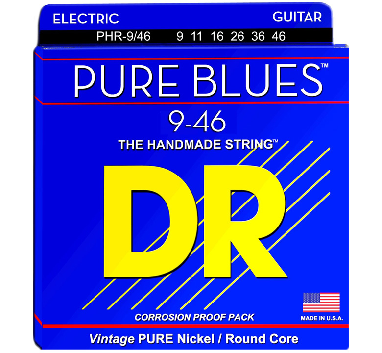[DR] Pure Blues / PHR-9/46 (.009-.046)