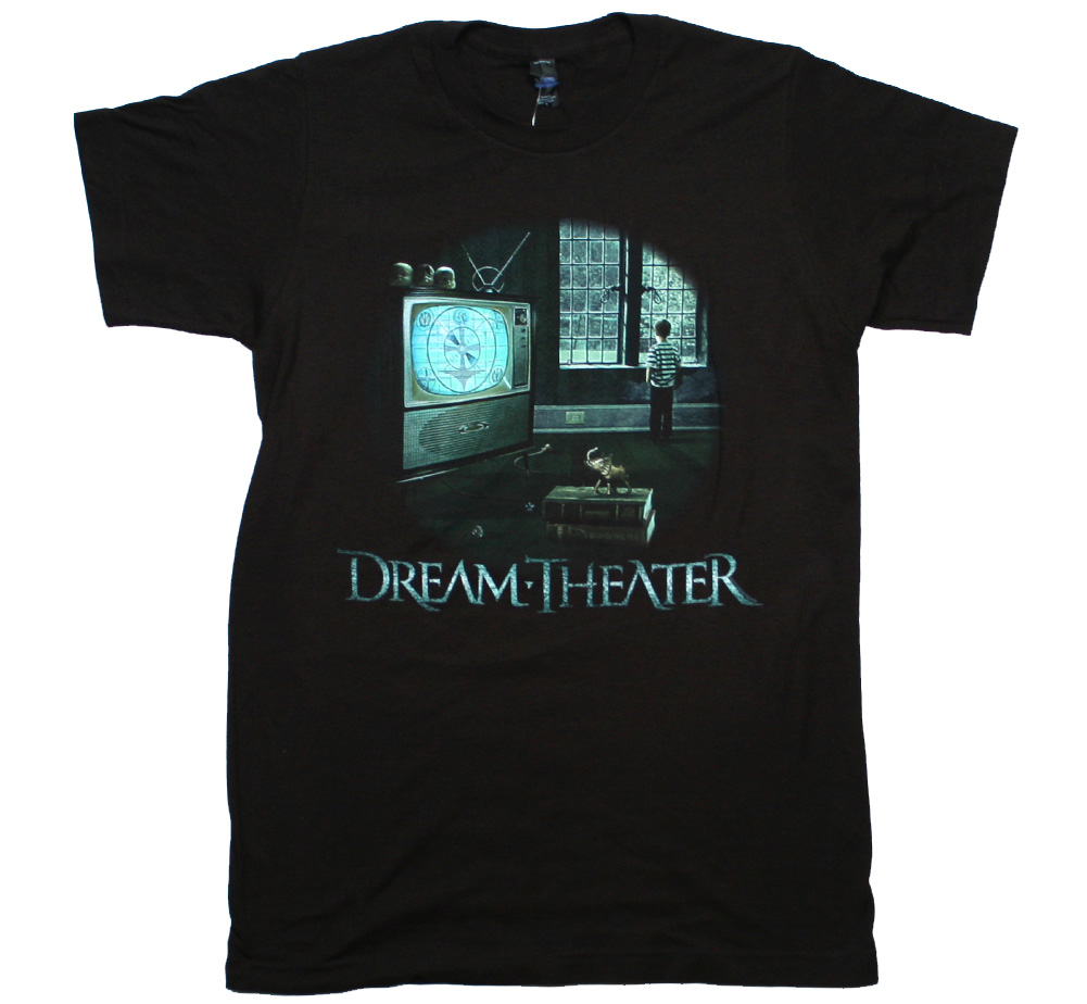 Dream Theater / Television Tee (Black)