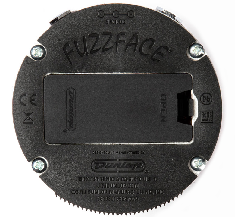 [Jim Dunlop] Band of Gypsys Fuzz Face Mini Distortion (FFM6)