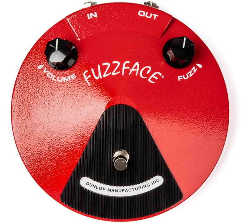 [Jim Dunlop] Fuzz Face Distortion (JDF2)