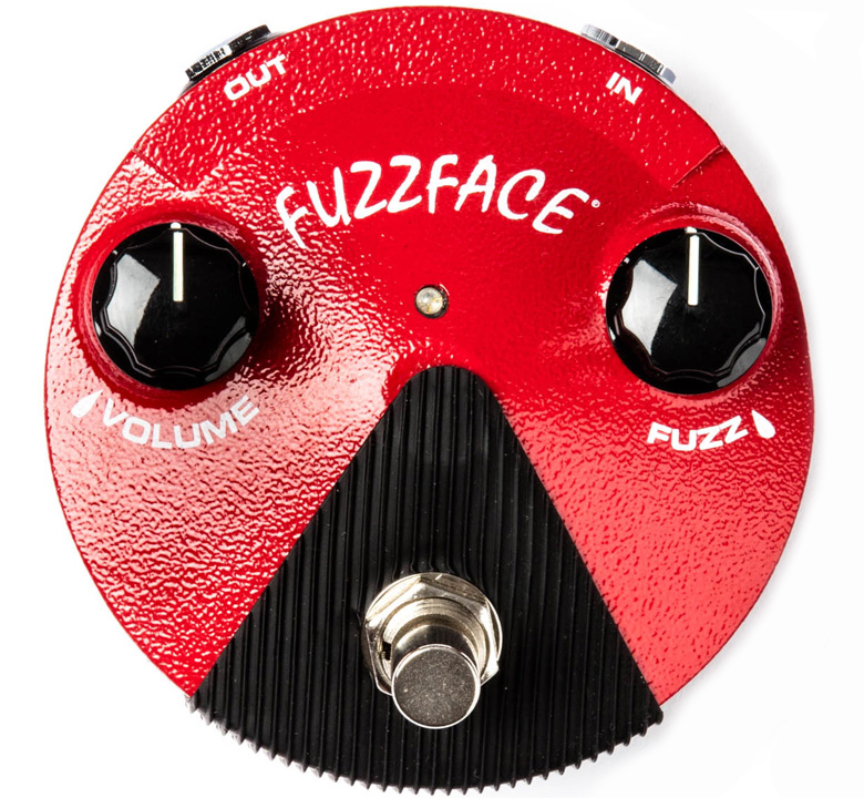 [Jim Dunlop] Germanium Fuzz Face Mini Distortion (FFM2)