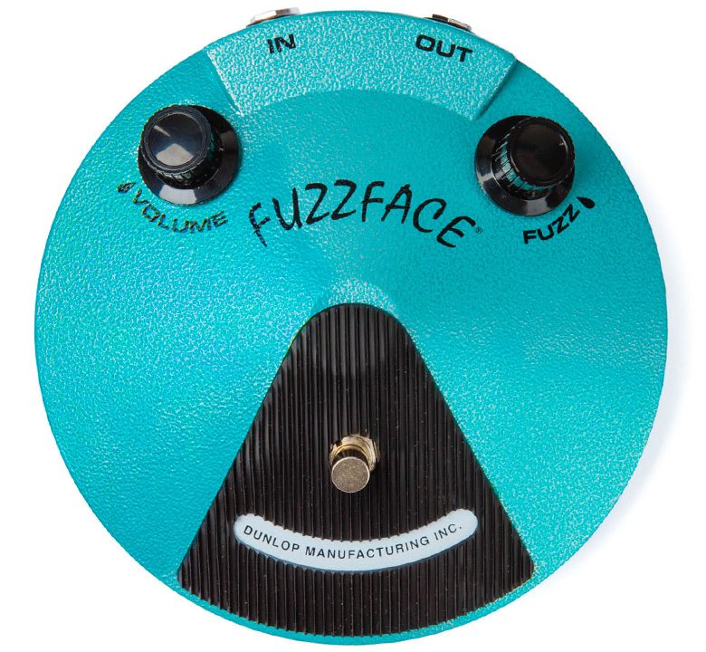 [Jim Dunlop] Jimi Hendrix Fuzz Face Distortion (JHF1)