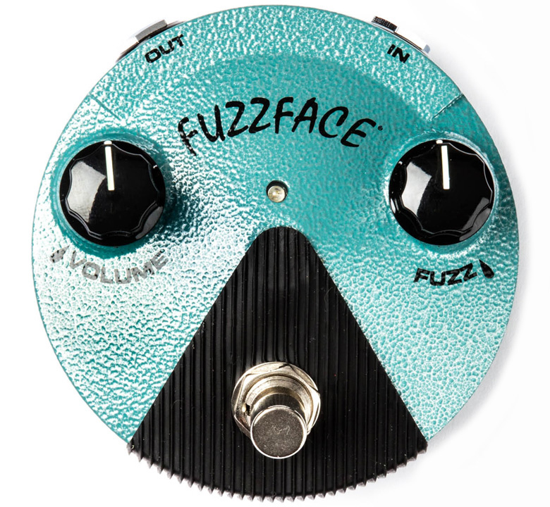 [Jim Dunlop] Jimi Hendrix Fuzz Face Mini Distortion (FFM3)