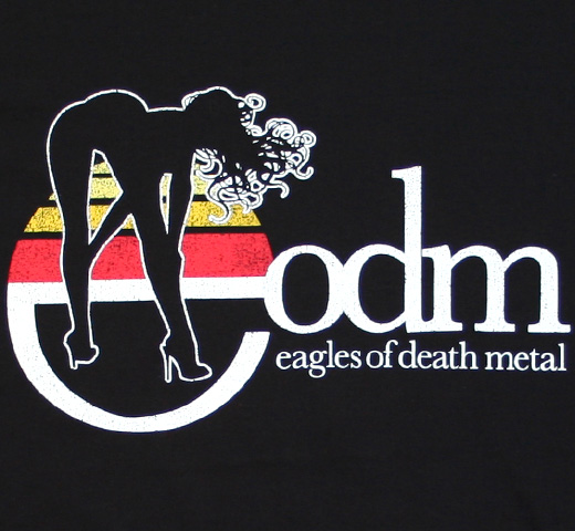 Eagles of Death Metal / eodm Tee (Black)