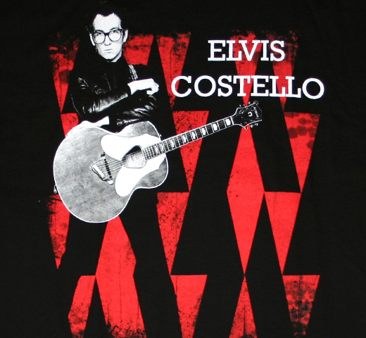 Elvis Costello / The First 10 Years Tee