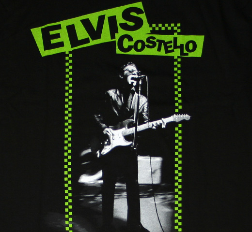 Elvis Costello / Singing Tee