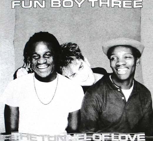 Fun Boy Three / The Tunnel Of Love Tee
