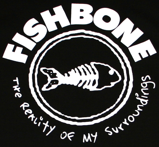 Fishbone / The Reality of My Surroundings Tee