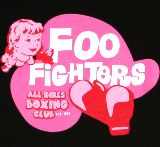 Foo Fighters / Boxing Club Tee