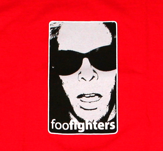 Foo Fighters / Tayler Head Tee