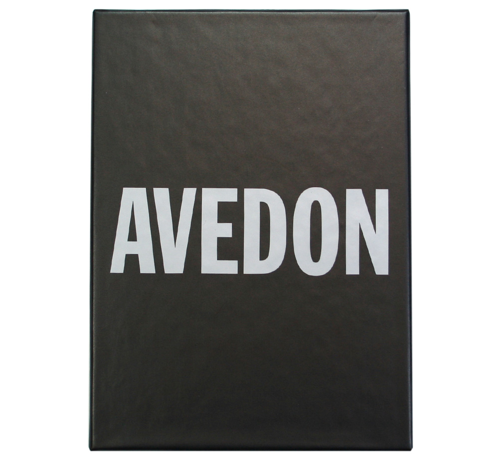 [FOTOFOLIO] Richard Avedon / 25 Different Postcards