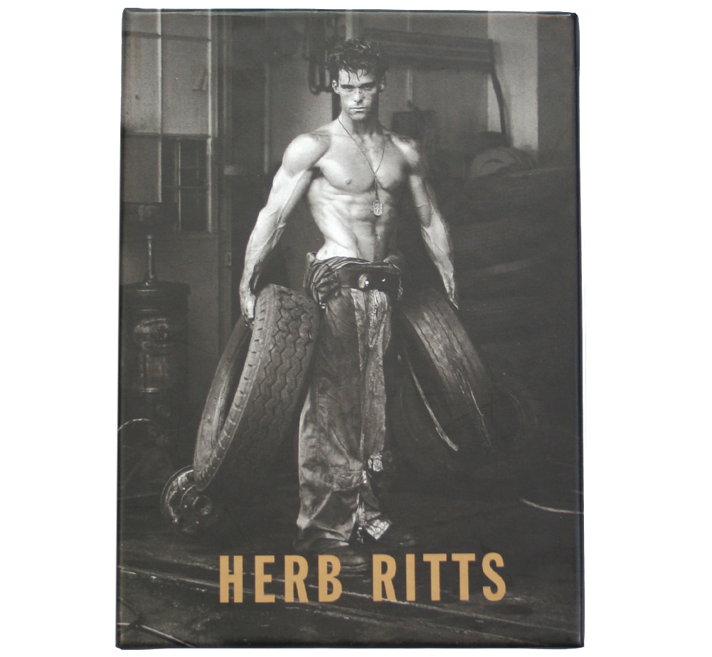 [FOTOFOLIO] Herb Ritts / 25 Different Postcards