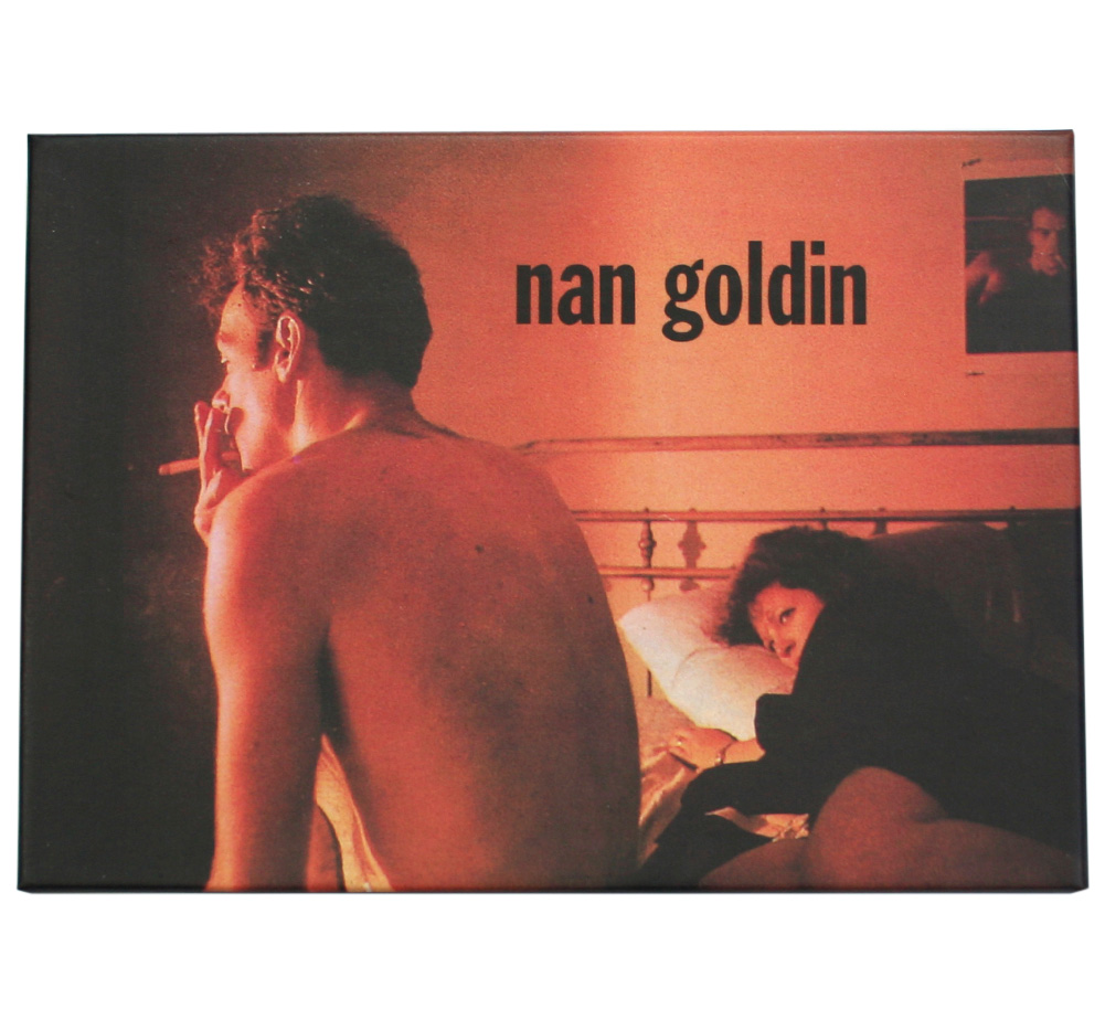 [FOTOFOLIO] Nan Goldin / 25 Different Postcards