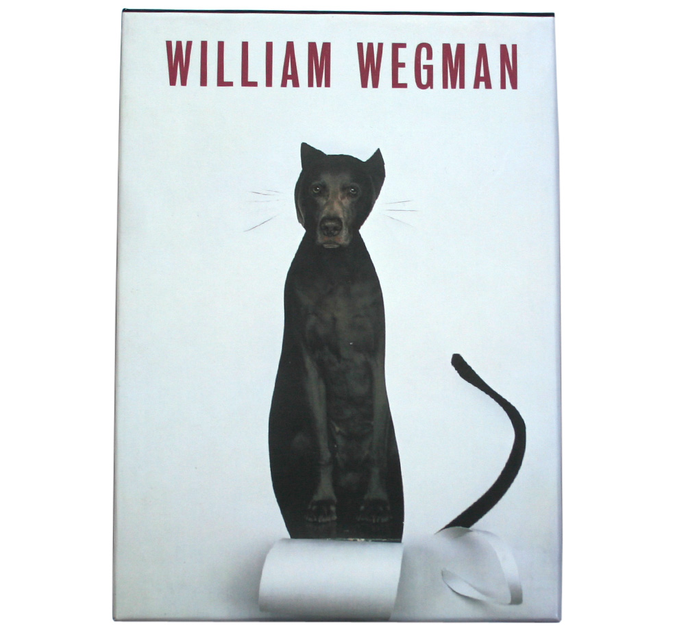 [FOTOFOLIO] William Wegman / 25 Different Postcards