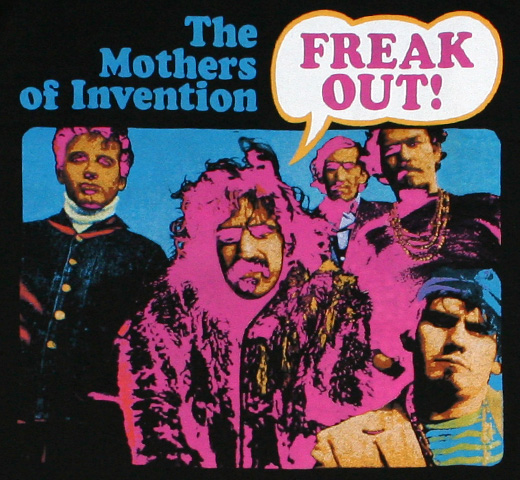 The Mothers of Invention / Freak Out! Tee